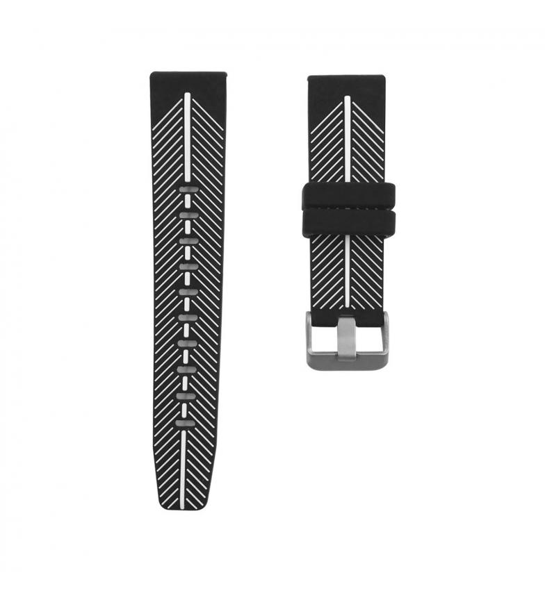 Comprar Tekkiwear by DAM Correa universal de silicona quirúrgica para relojes de 22mm.Sistema Quick Release de fácil cambio.