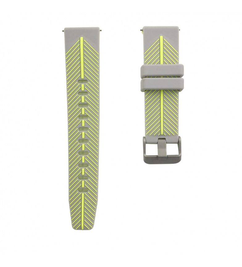 Comprar Tekkiwear by DAM Universal surgical silicone strap for 22mm watches. Quick Release system for easy change.