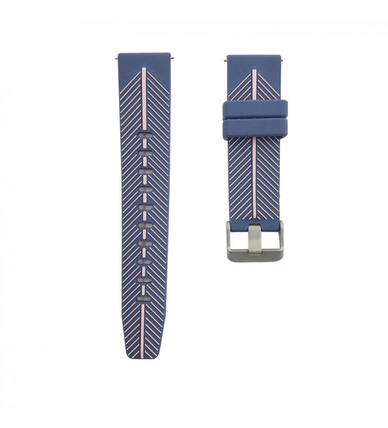 Comprar Tekkiwear by DAM Cinturino in silicone chirurgico universale per orologi da 22 mm Sistema di sgancio rapido per un facile cambio.