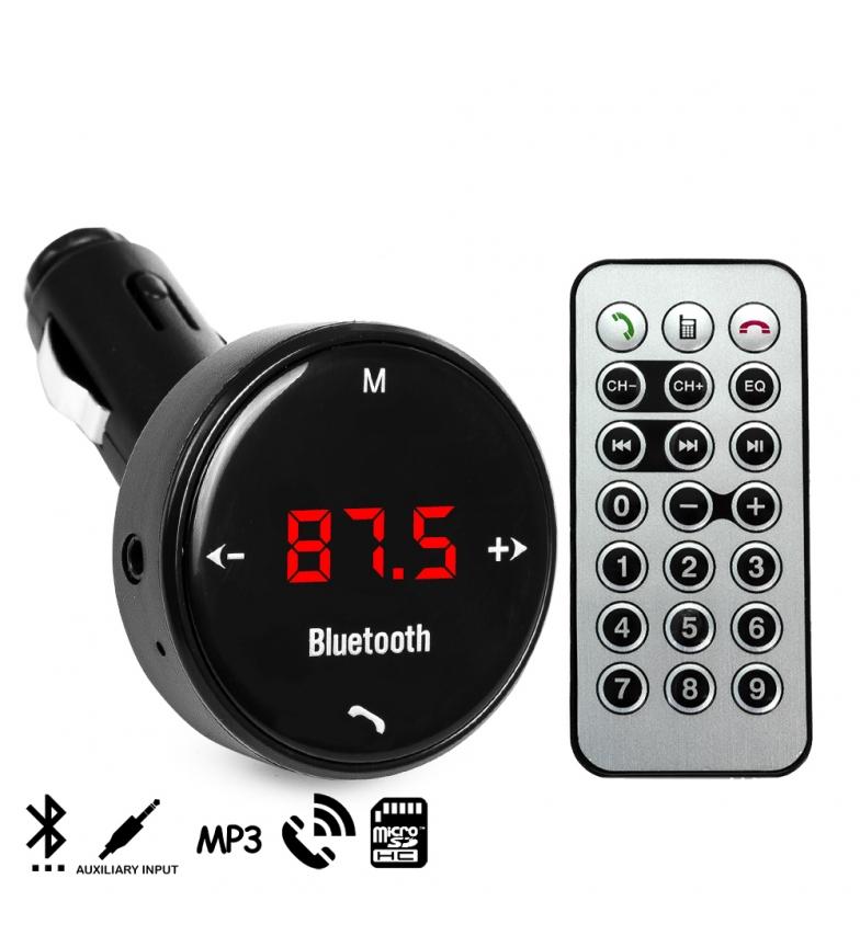 Comprar Tekkiwear by DAM Manos libres Bluetooth iPlenty para coche y transmisor FM con mando a distancia