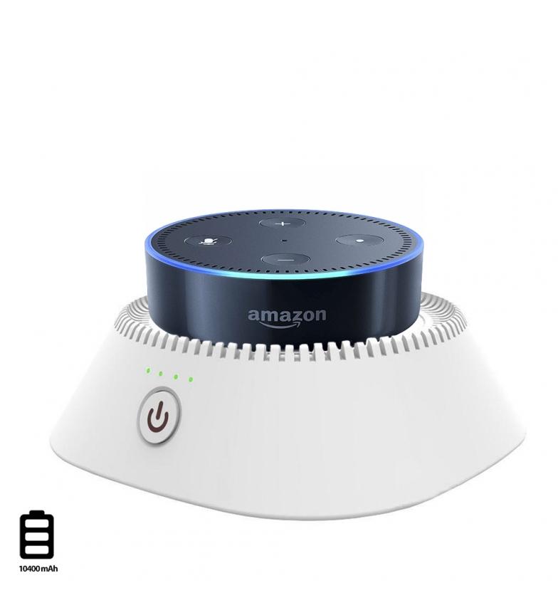 Comprar Tekkiwear by DAM Powerbank de 10400mAh con soporte para Amazon Echo Dot (Gen 2)