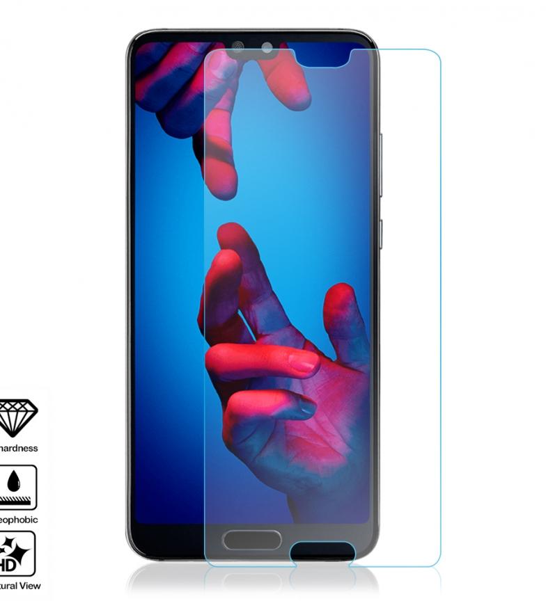 Comprar Tekkiwear by DAM Protector de pantalla de cristal templado 2.5D para Huawei P20