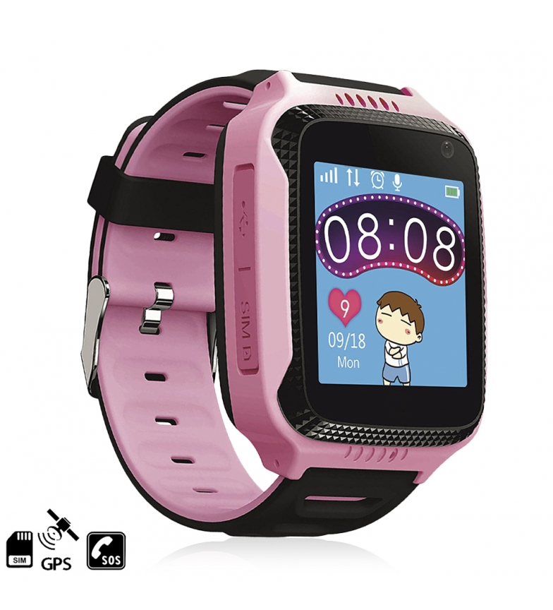 Comprar Tekkiwear by DAM Smartwatch GPS special for children, with camera, tracking function, SOS calls and call reception