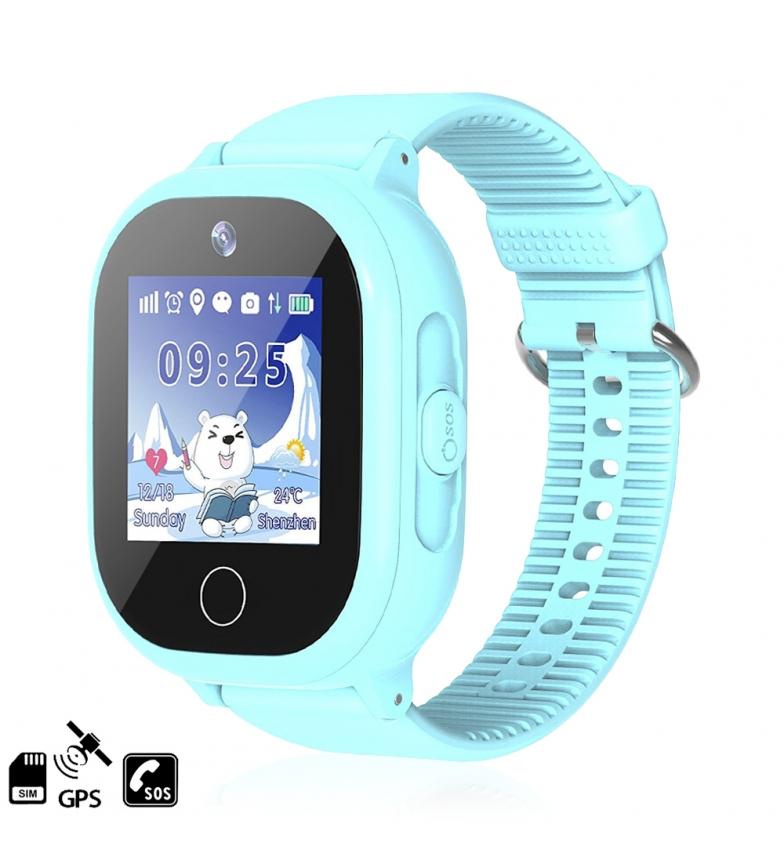 Comprar Tekkiwear by DAM Smartwatch GPS speciale per bambini, con funzione di localizzazione, chiamate SOS e ricezione chiamate