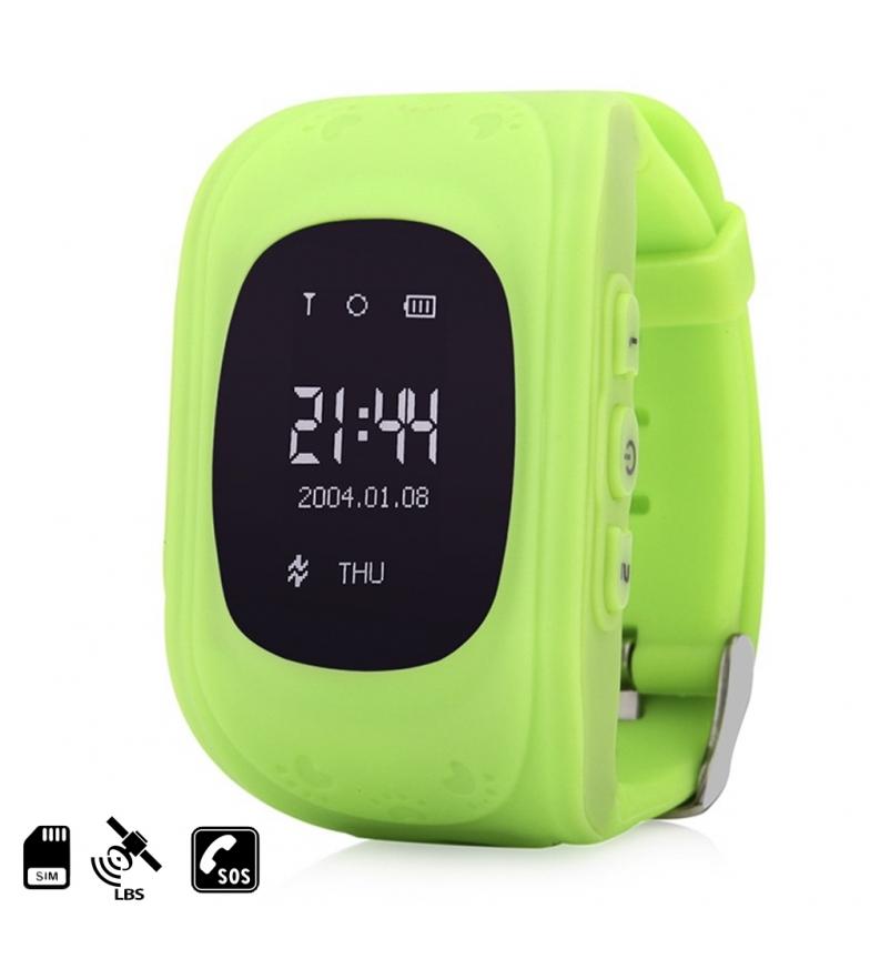 Comprar Tekkiwear by DAM Smartwatch LBS especial para crianças, com função de rastreamento, chamadas SOS e recepção de chamadas