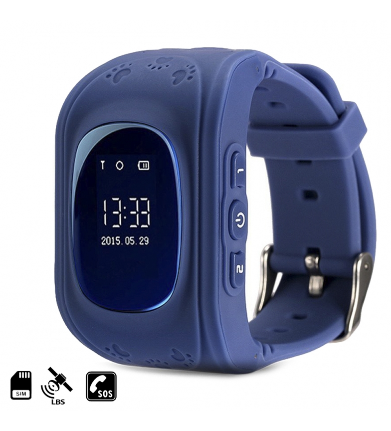 Comprar Tekkiwear by DAM Smartwatch LBS special for children, with tracking function, SOS calls and call reception