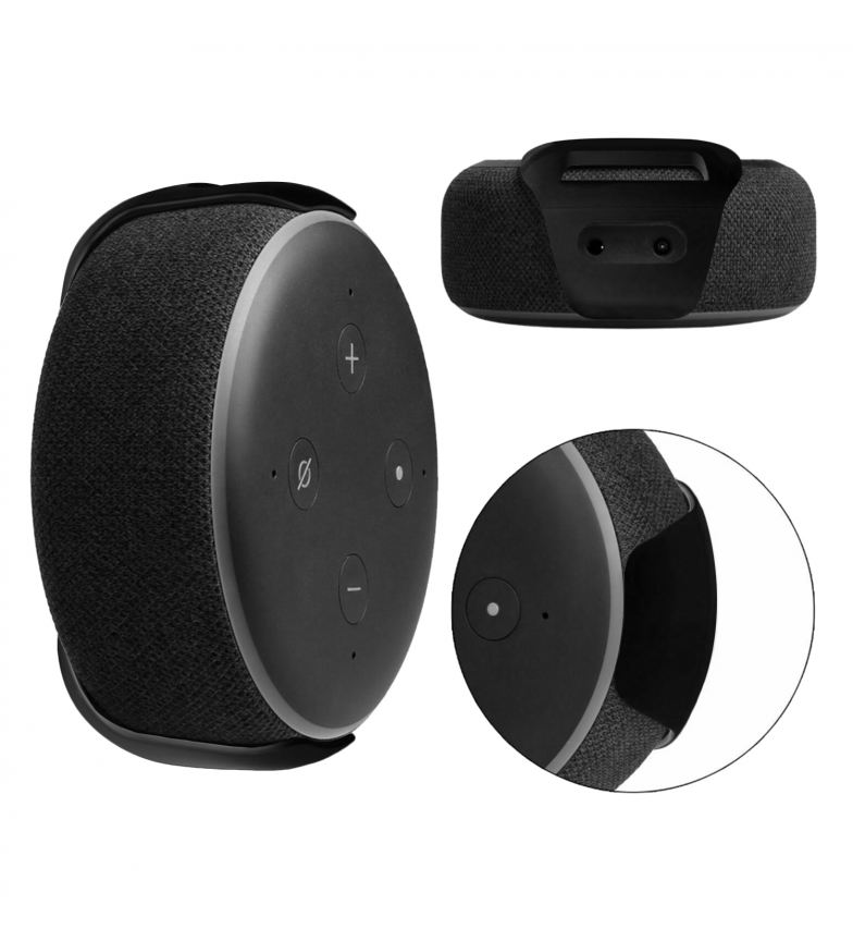 Comprar Tekkiwear by DAM Soporte de pared para Amazon Echo Dot (Gen 3)