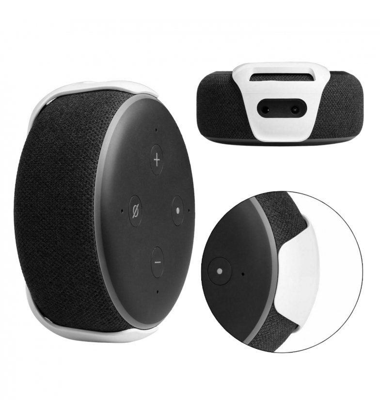 Comprar Tekkiwear by DAM Soporte de pared para Amazon Echo Dot (Gen 3)