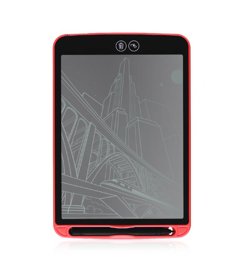 Comprar Tekkiwear by DAM Tableta LCD portátil de dibujo y escritura de 12 pulgadas con borrado selectivo y bloqueo de borrado