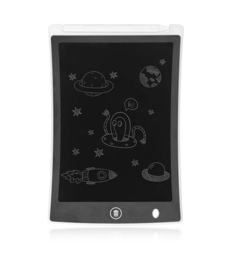 Comprar Tekkiwear by DAM Tableta LCD portátil de dibujo y escritura de 8,5 pulgadas blanco