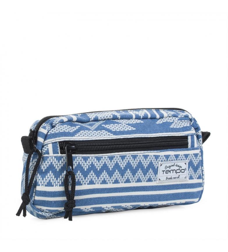 Comprar Tempo TEMPO Portatodo School Basic color azul -10x19,5x4,5-
