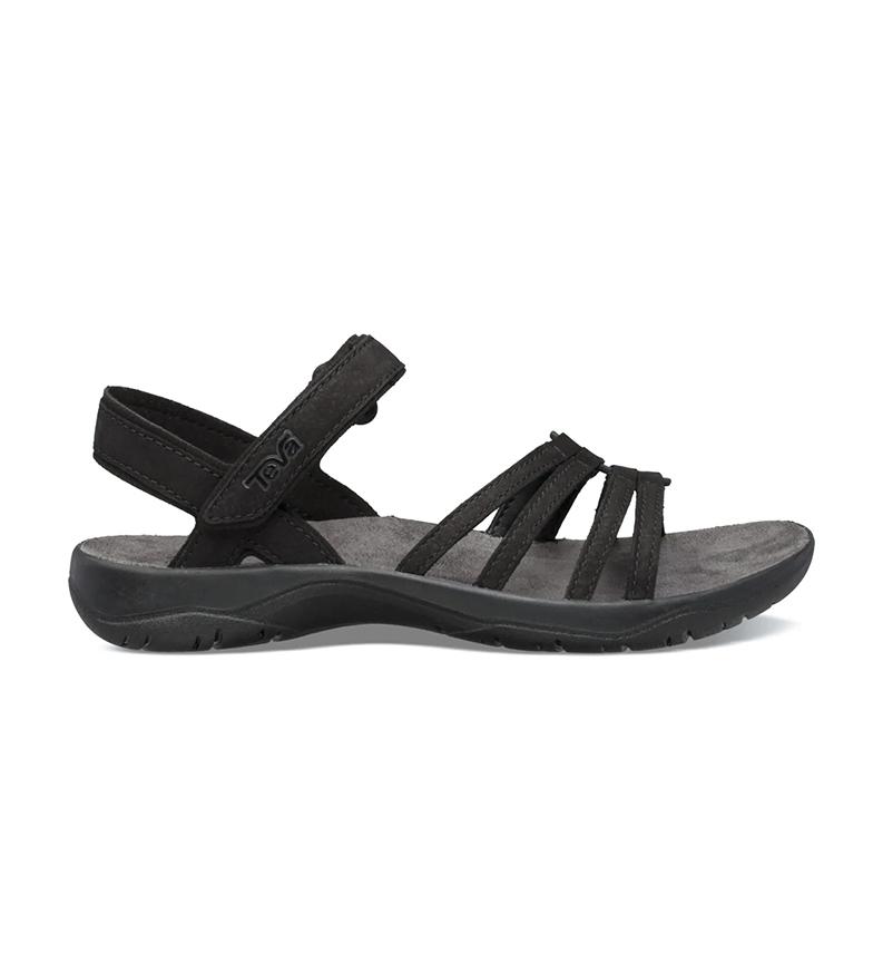 Comprar Teva Sandalias de piel Elzada Lea negro