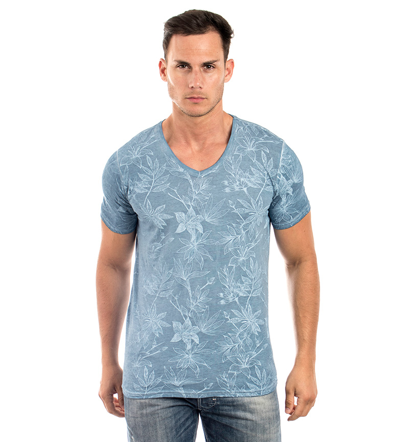 Comprar The Fresh Brand T-shirt bleu Hanei