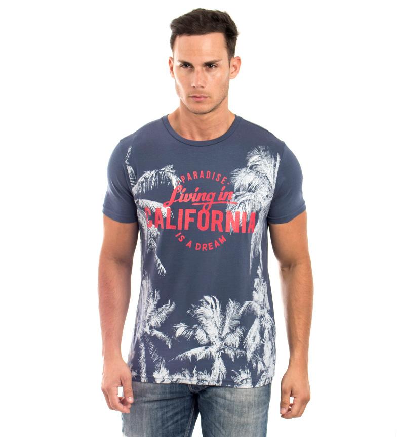 Comprar The Fresh Brand Tee-shirt Hipo bleu marine