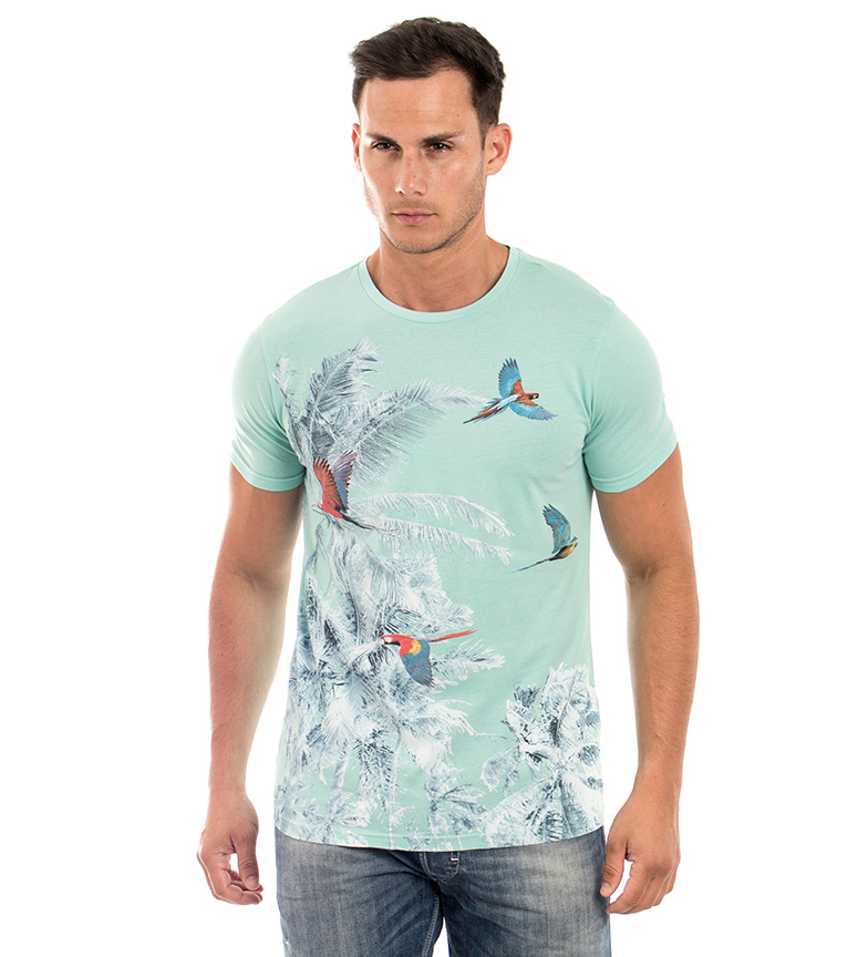 Comprar The Fresh Brand T-shirt vert de Vigil
