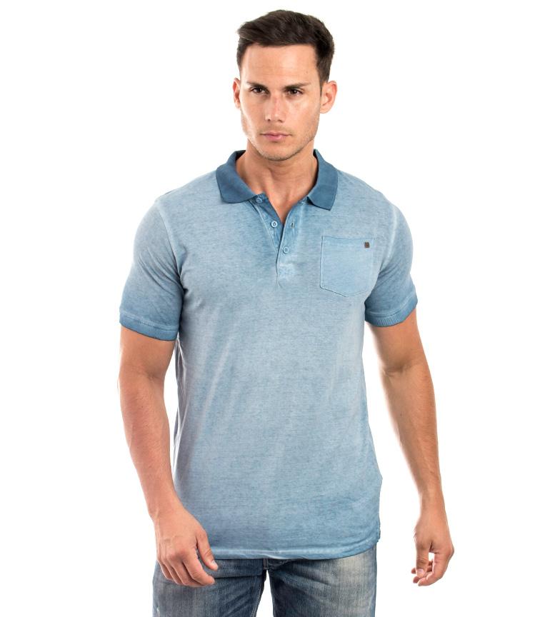 Comprar The Fresh Brand Blue Gino Polo