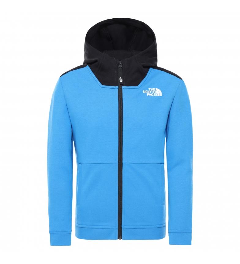 Comprar The North Face Slacker Full Zip Hoodie Slacker blue