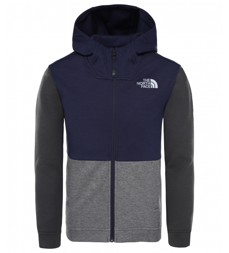 Comprar The North Face Clacker blue sweatshirt / FlashDry