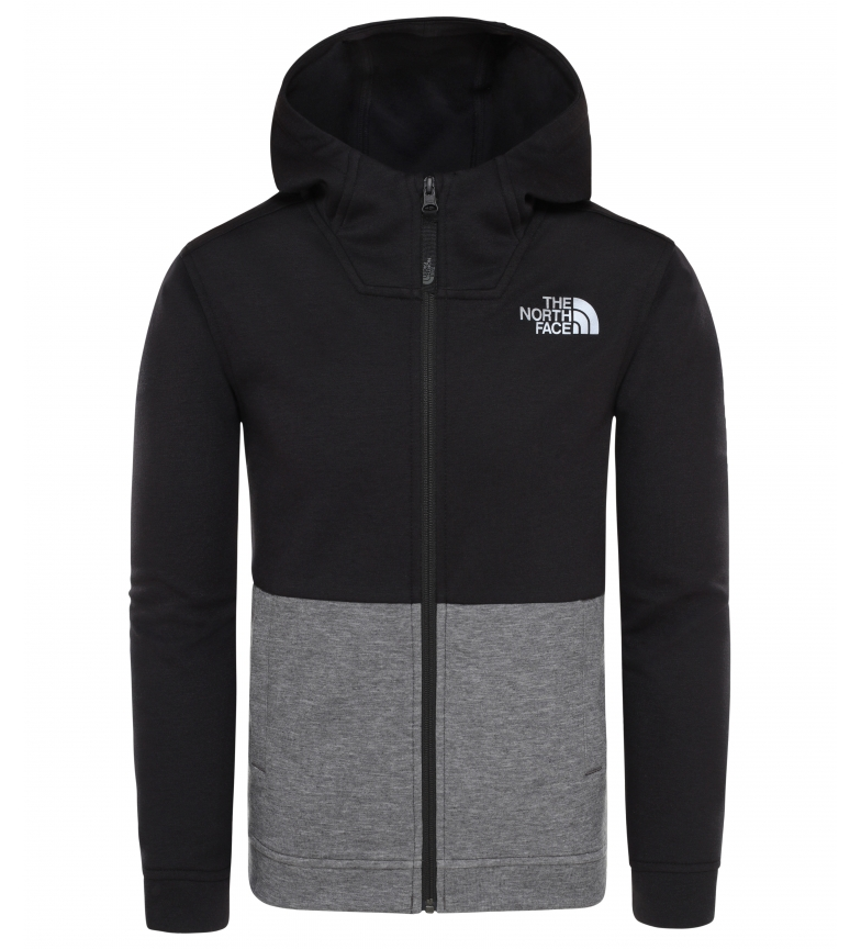 Comprar The North Face Sudadera Slacker negro / FlashDry