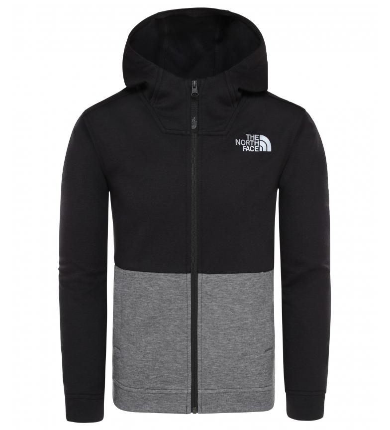 Comprar The North Face Clacker sweatshirt black / FlashDry