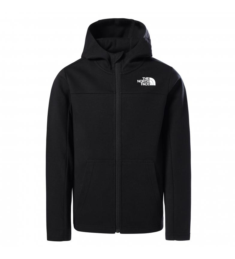 The North Face Sweat-shirt noir Boy Slacker