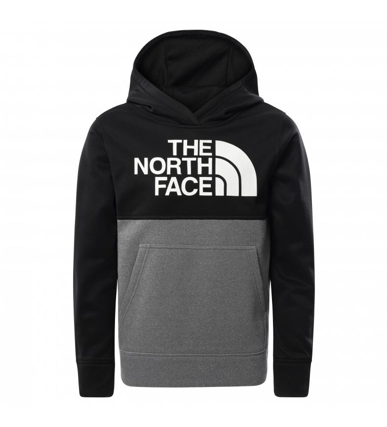 Comprar The North Face Boy Surgent P/O Block sweatshirt gray