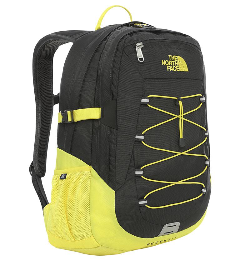 Comprar The North Face Mochila Bolearis Classic negro, amarillo -34,2 X 26,6 Cm-