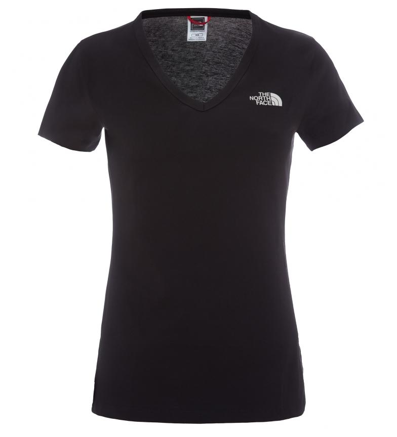 Comprar The North Face T-shirt Simple Dome noir