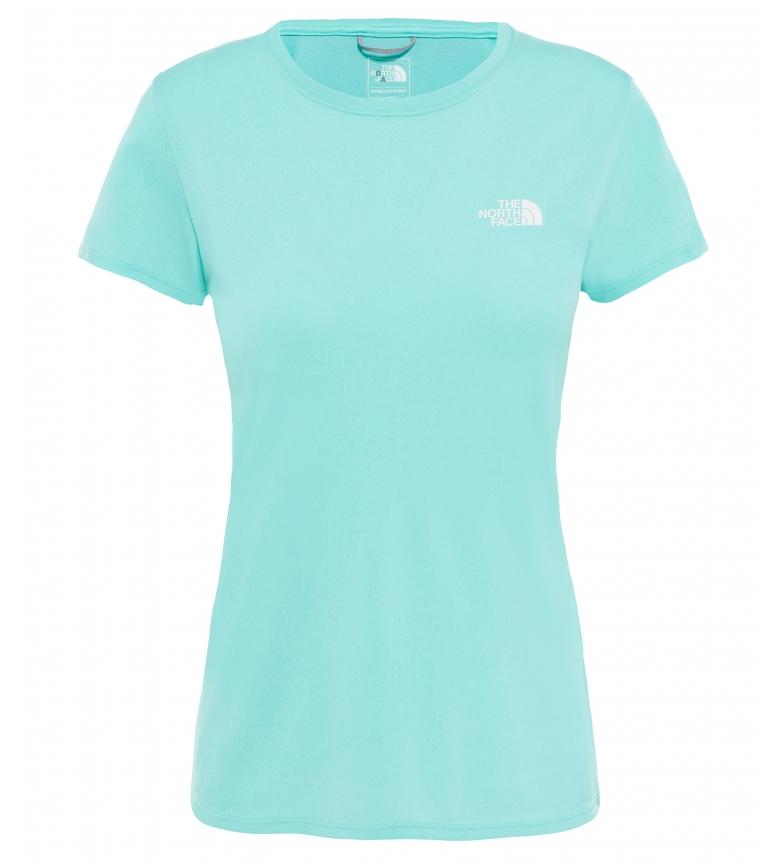 Comprar The North Face Camiseta Reaxion Ampere turquesa