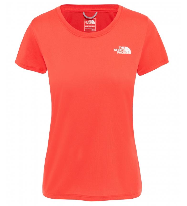 Comprar The North Face Camiseta Reaxion Ampere naranja
