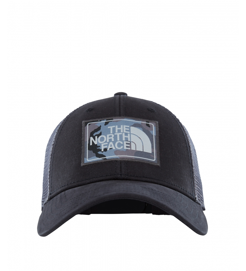 Comprar The North Face Mudder Trucker cap black, camo