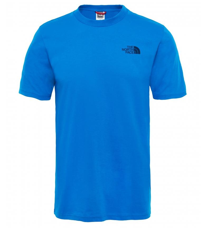 Comprar The North Face Camiseta Simple Dome azul