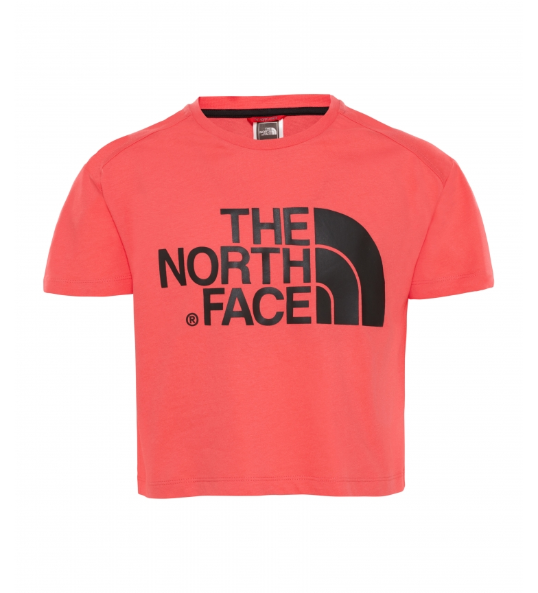 Comprar The North Face Camiseta Corta  coral