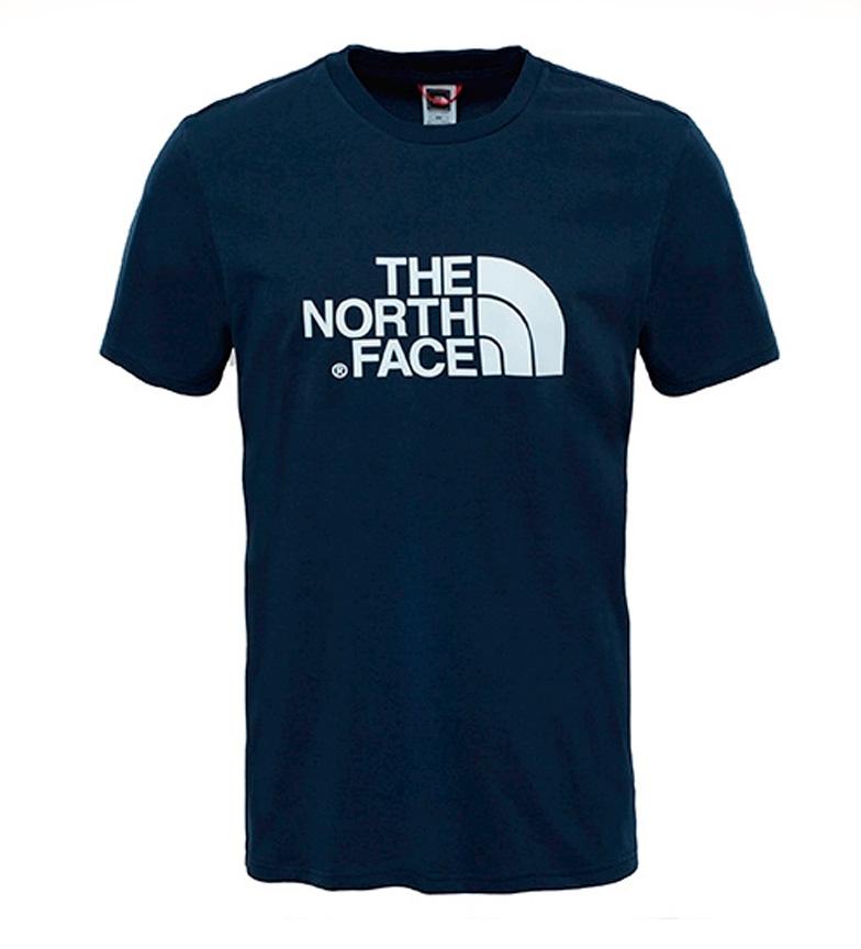 The North Face T-shirt en coton Easy Marine