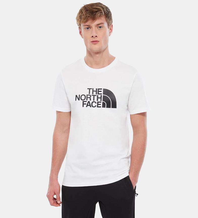 Comprar The North Face Camiseta de algodón Easy blanco