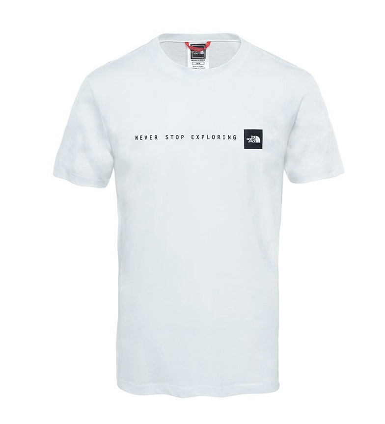 the north face camiseta