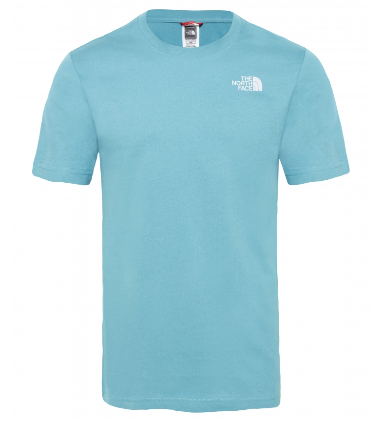 Comprar The North Face Redbox Cotton Tee T-shirt blue