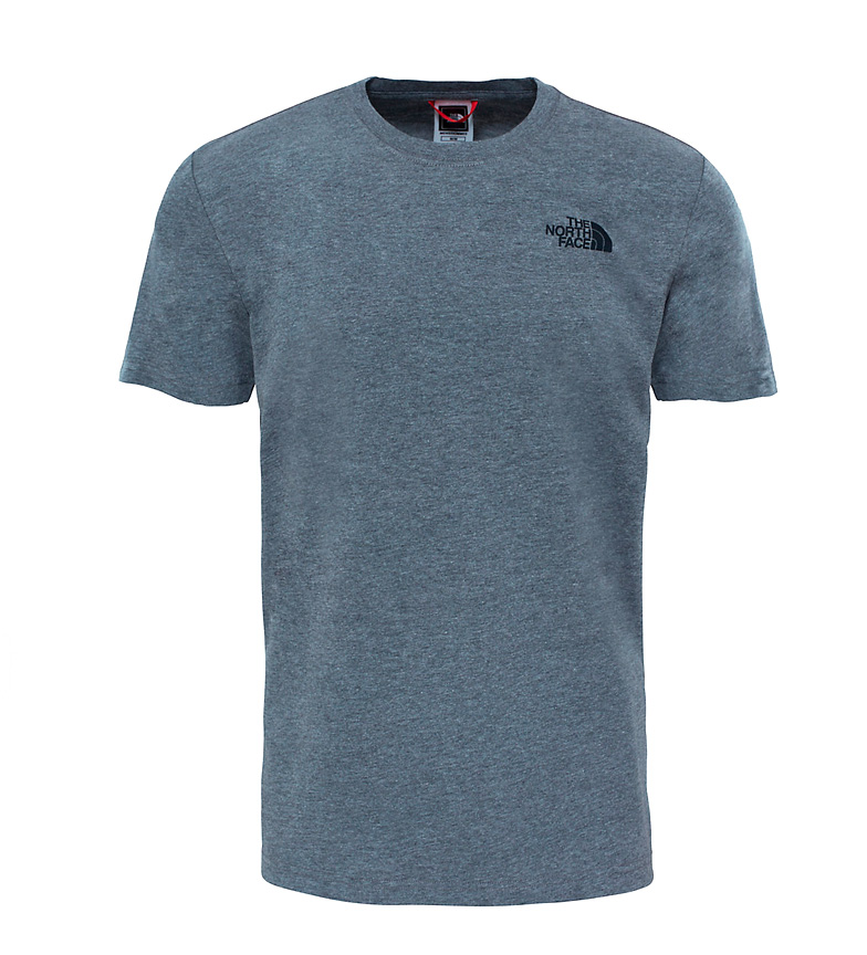 Comprar The North Face Camiseta de algodón Redbox Tee gris