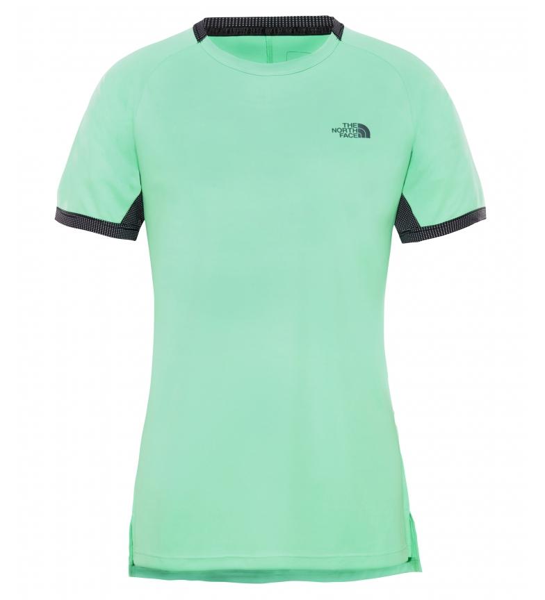 Comprar The North Face Camiseta Ambition  verde /  FlashDry-XD