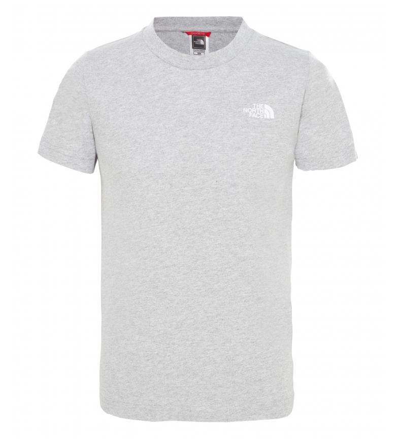 Comprar The North Face Camiseta Dome  gris