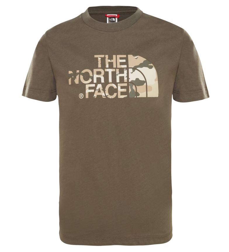 Comprar The North Face Camiseta Easy marrón