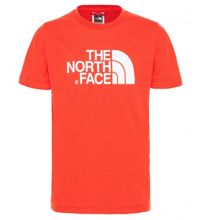 Comprar The North Face Camiseta Easy naranja
