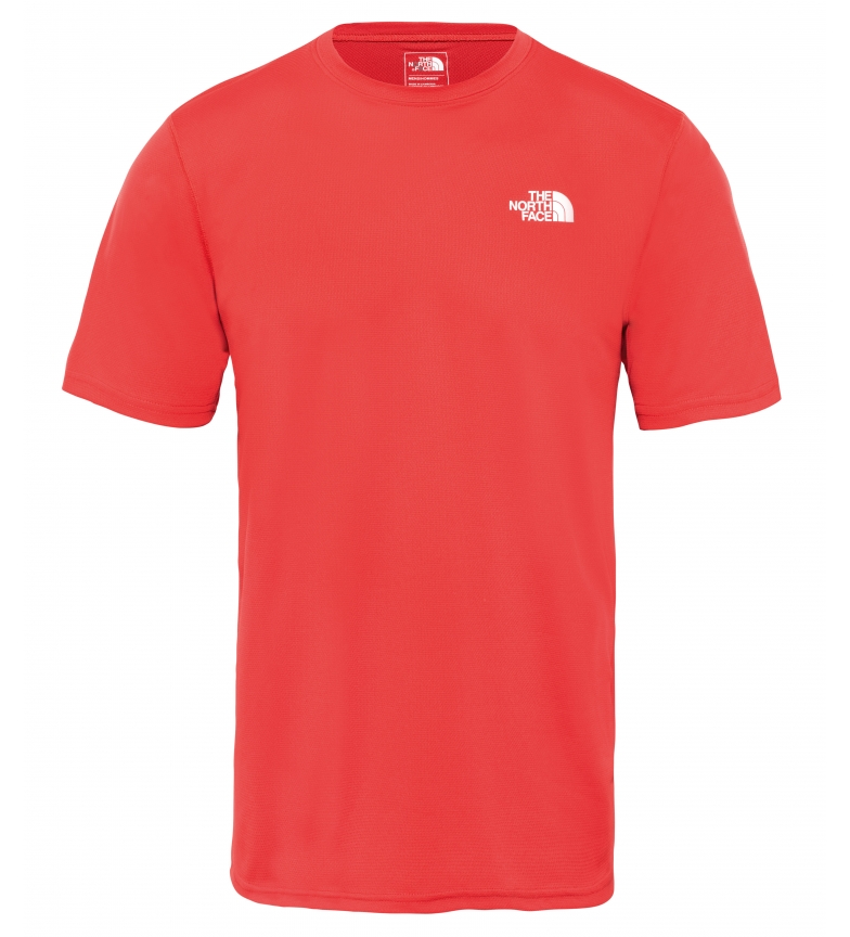 Comprar The North Face Camiseta Flex II rojo