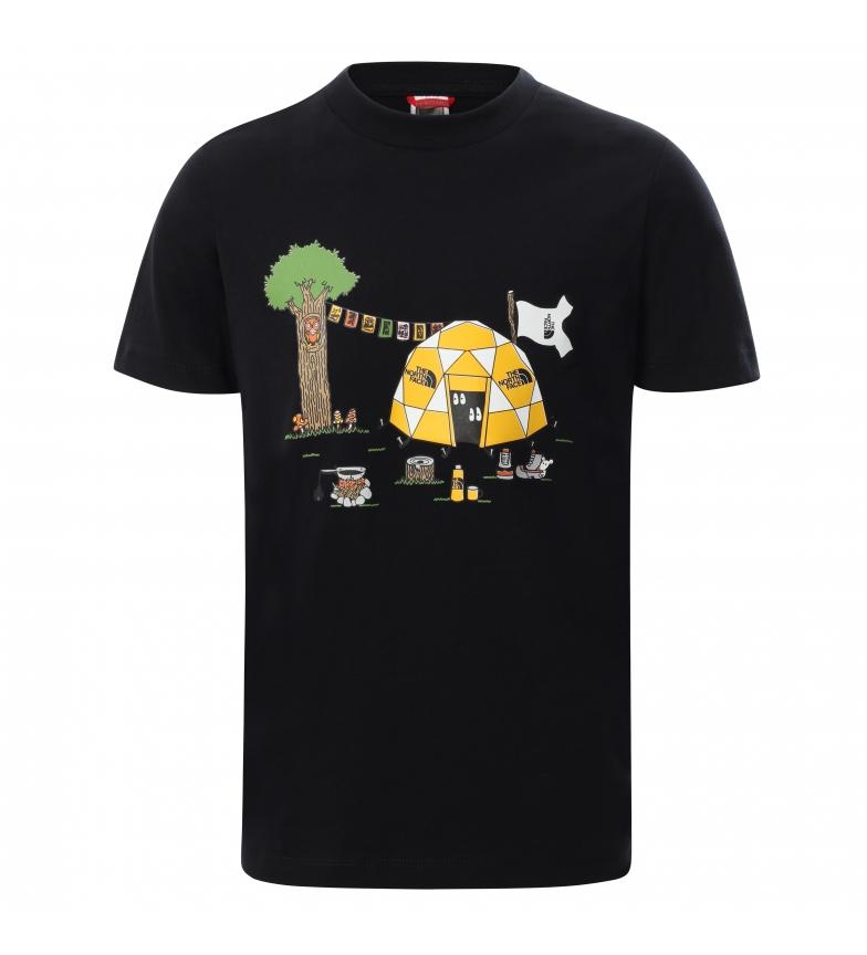 Comprar The North Face Camiseta Graphic negro
