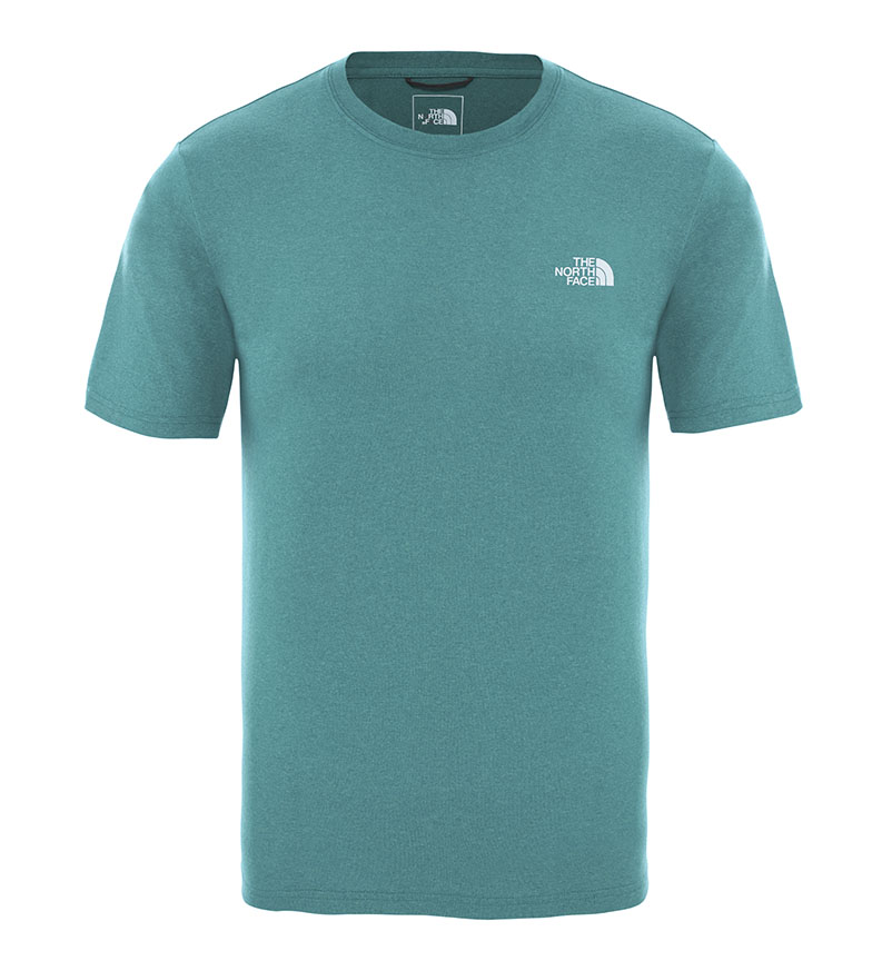 Comprar The North Face T-shirt M Reaxion vert / FlashDry /