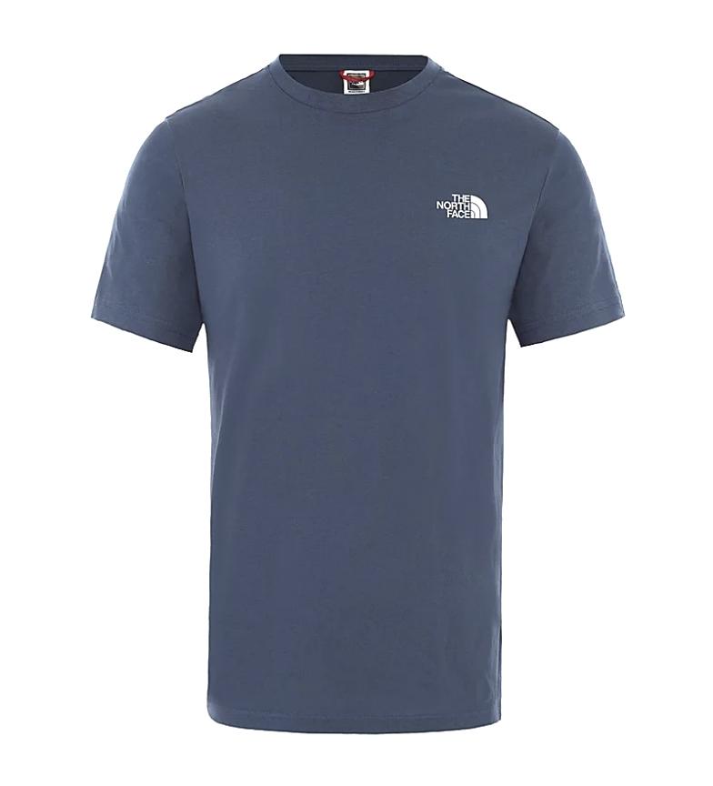 Comprar The North Face Camiseta M Simple Dome marino