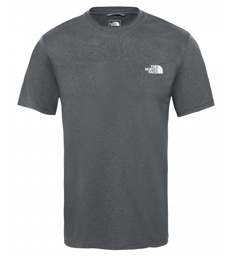 Comprar The North Face Camiseta Reaxion AMP gris oscuro