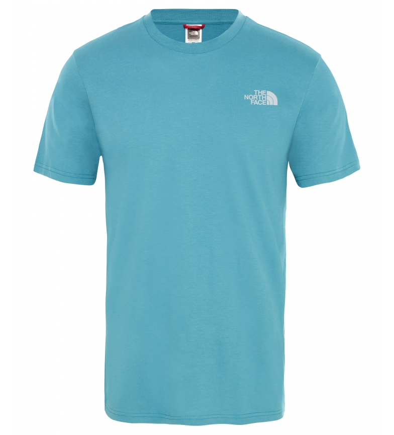 Comprar The North Face Simple Dome T-shirt blue