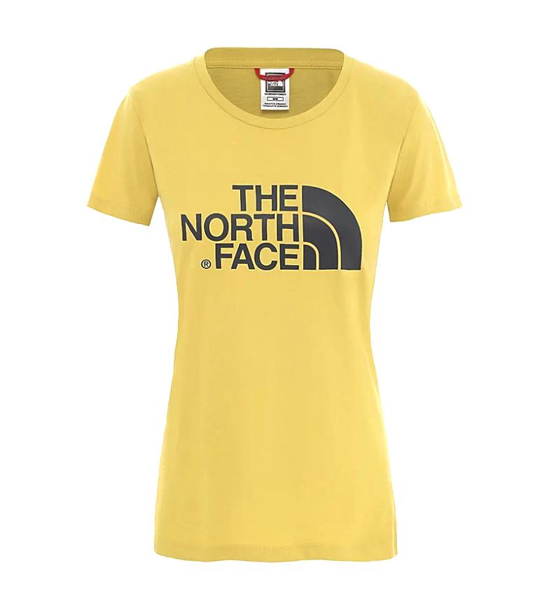 Comprar The North Face W T-shirt gialla facile