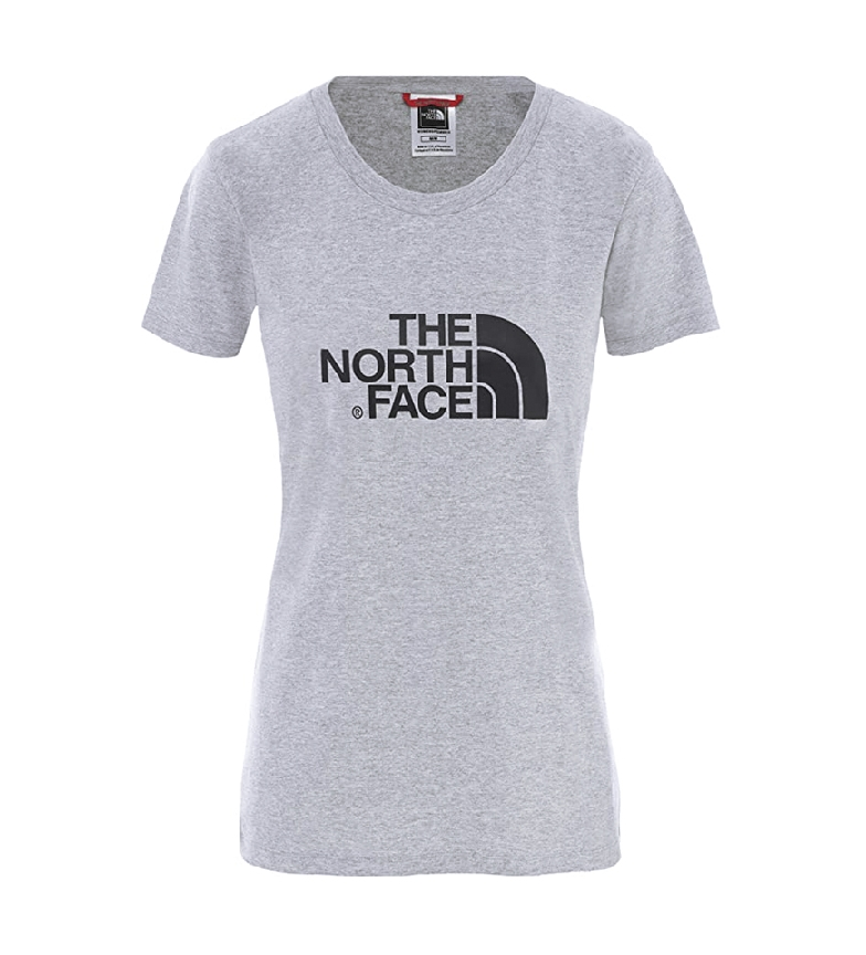 Comprar The North Face T-shirt W Easy grey